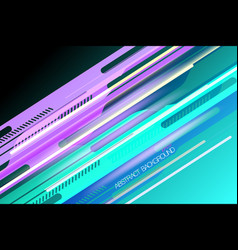 Abstract transparent colors vector