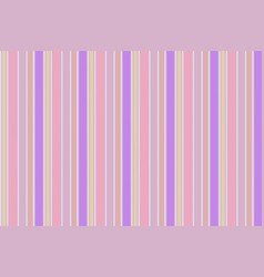 Baby color pink striped abstract seamless pattern vector