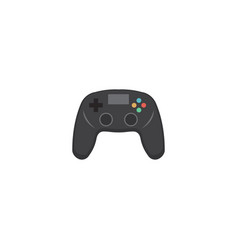 flat controller element of vector image