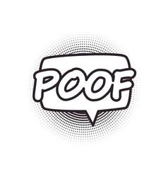 Pobubble line style icon design vector