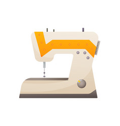 sewing tool for needlework and embroidery vector image
