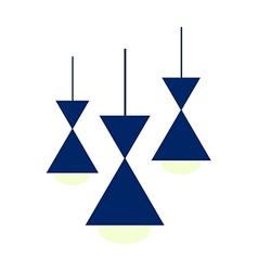 Three lights vector