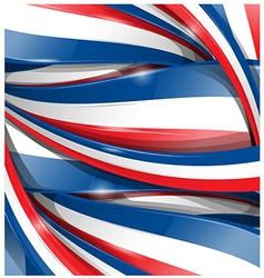 france flag background vector image