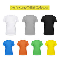 3d black and white grey t-shirt clothing fashion vector