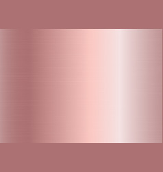 background with pink gold effect vector image