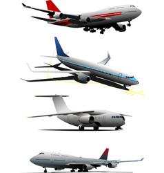 Four planes vector