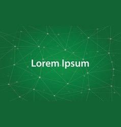 Text of lorem ipsum a text that vector
