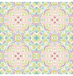 Abstract spring texture seamless pattern vector image