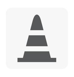 Construction icon black vector