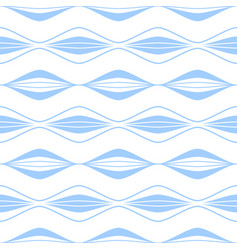 Seamless abstract blue pattern ongoing background vector