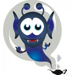 Aladdin vector image vector image