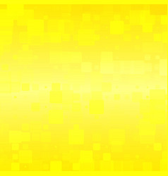 Yellow and lemon colors glowing rounded tiles vector