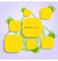 modern object design eps10 vector image