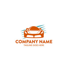 car logo-11 vector image