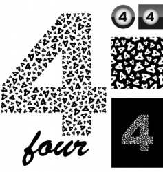 four vector image