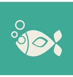 Food Flat Icon vector image