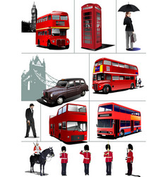 some london images vector image