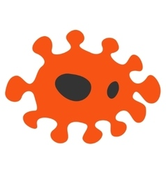 Infection Flat Icon vector