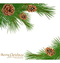 festive background vector image