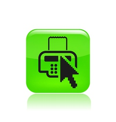 ecommerce icon vector image