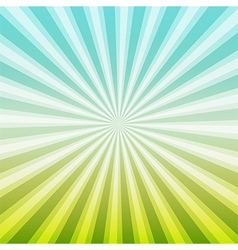 light natural rays light color vector image