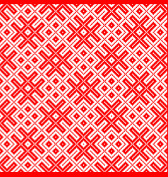 Seamless traditional russian pattern vector