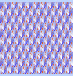 violet scaly seamless pattern vector image