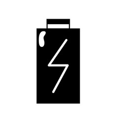 Contour battery power electric digital charge vector
