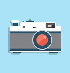 a camera vector image