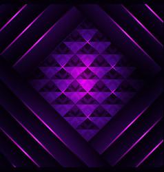 abstract dark purple vector image