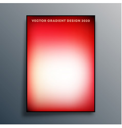 Red and white gradient texture background design vector