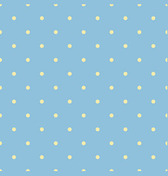 Seamless pattern pastel rainbow with yellow vector