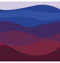 Abstract Wave seamless Background vector image