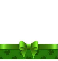 Background st patrick with space for text vector