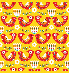 mexican bright pattern vector image vector image