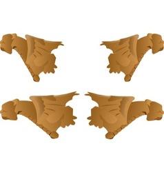 Gargoyles vector