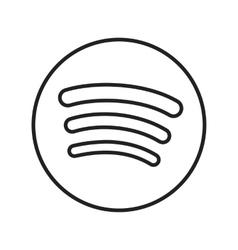 Spotify vector