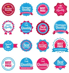 Web stickers banners and labels Sale arrow tag vector image