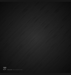 Black background and texture abstract realistic vector
