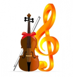 cello violoncello vector image