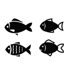 fish vector images over 100 000 rh vectorstock com vector fishing reel vector fishing pole
