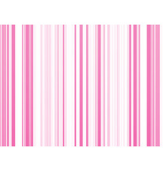 pink striped background vector image