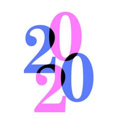 2020 feld vector