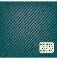 Denim jeans fabric texture vector
