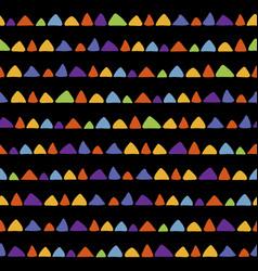 mosaic endless texture vector image