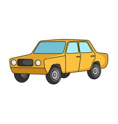 Old carcar single icon in cartoon style vector