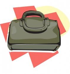doctors bag vector image vector image