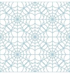 Cobweb seamless pattern vector
