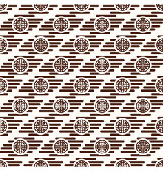 new pattern 0021 vector image