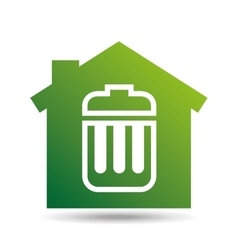 concept environment recycle icon graphic vector image